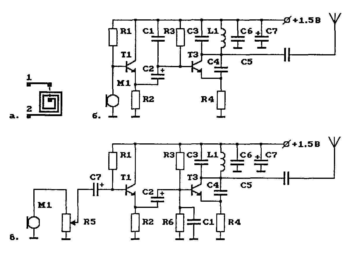 генератор из статического электричества схема